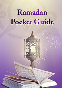 Ramadan Pocket Guide